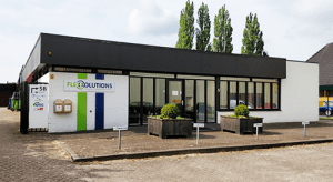 Localisation du bureau Flexxolutions Oldenzaal, Hollande contact-