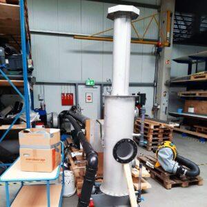 Tous nos types de valves de surpression / sous-pression sont testés en usine.