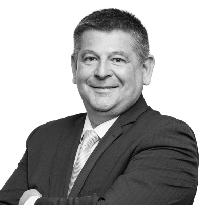 Thierry Ems is our sales executive in Switzerland